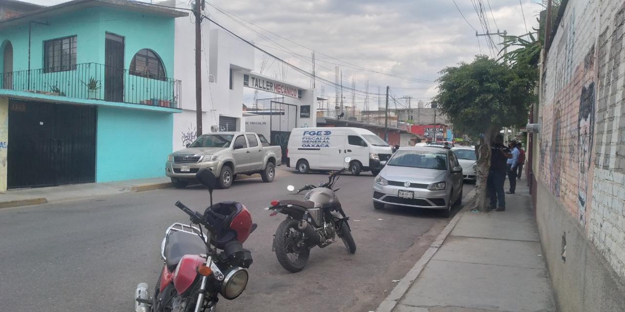 Un hombre se quita la vida en el Centro de Oaxaca   El Imparcial de Oaxaca