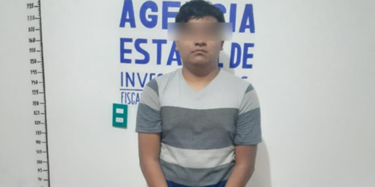 Detienen a joven motociclista por transportar drogas   El Imparcial de Oaxaca