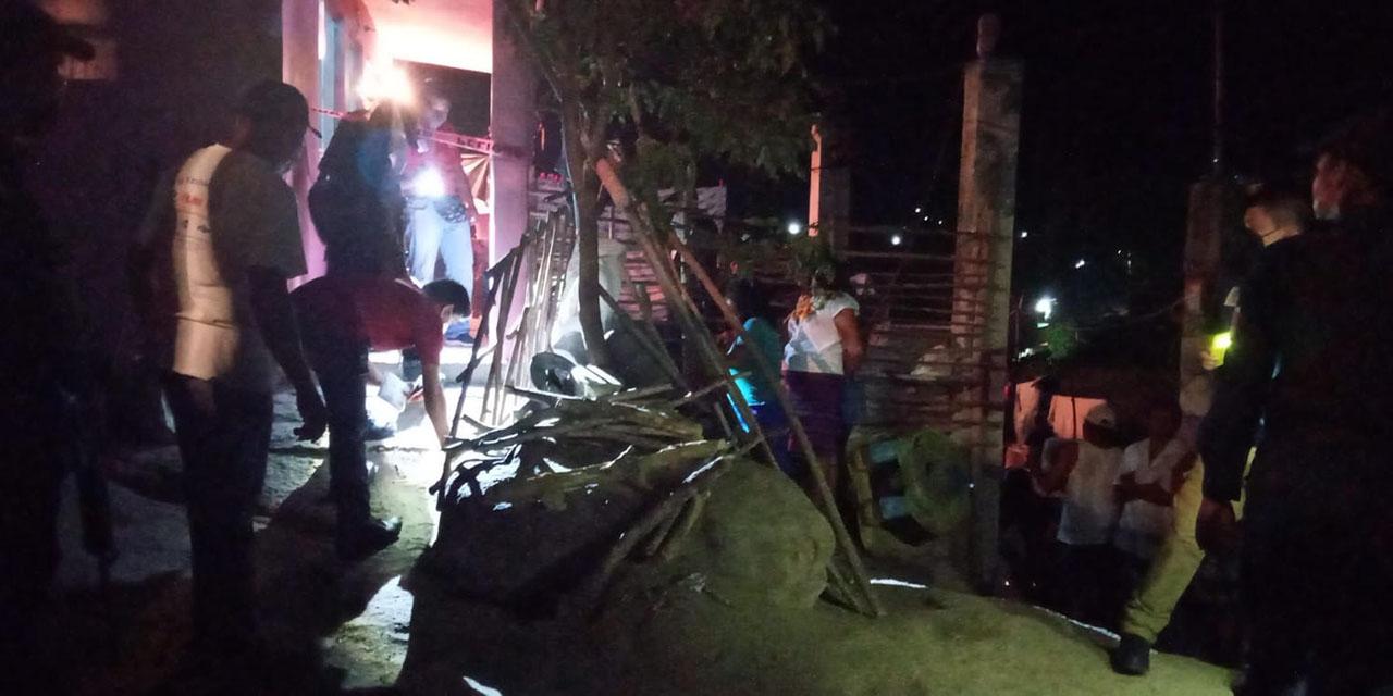 Lo asesinan previo a un mitin del PRD en Pinotepa | El Imparcial de Oaxaca