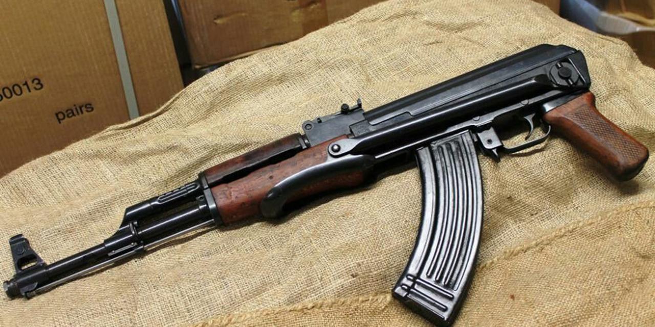 A prisión por portar AK-47 en Pinotepa Nacional | El Imparcial de Oaxaca