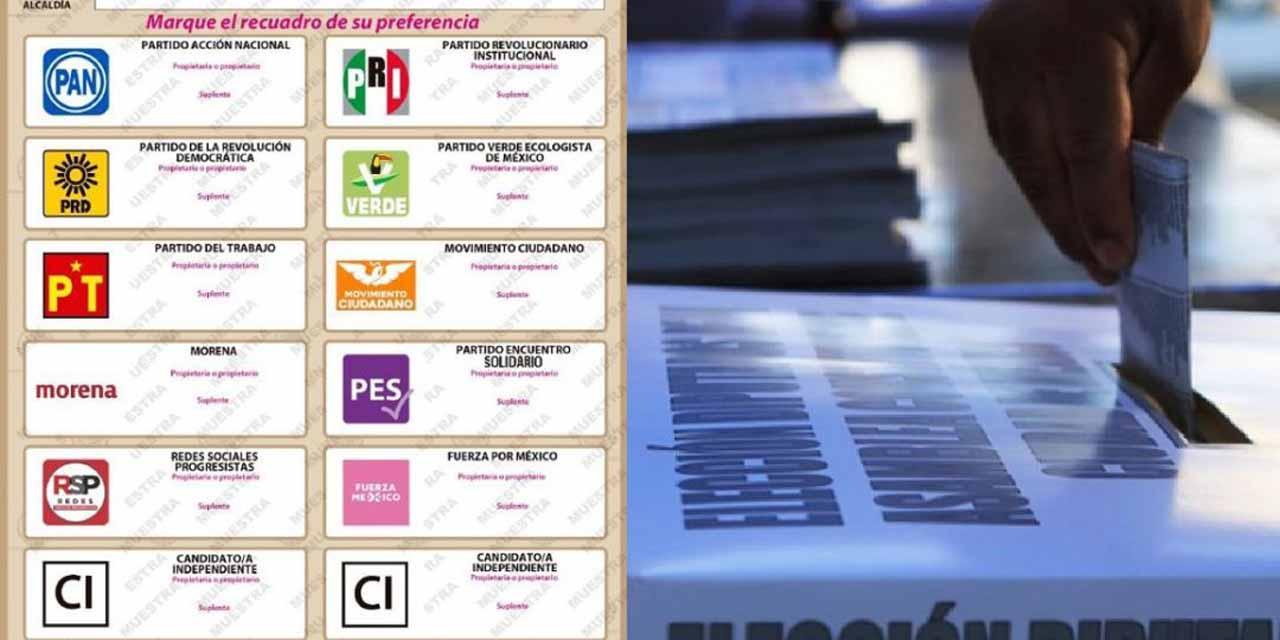¿Cuánto dinero gastaron los partidos políticos en publicidad electoral?, aquí te lo decimos | El Imparcial de Oaxaca