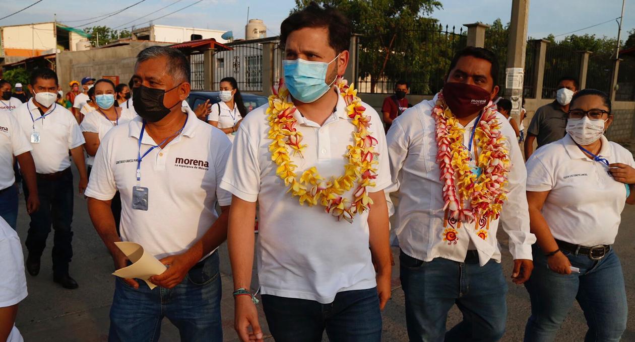 Alianza con el pueblo avala a Pepe Estefan Gillessen como diputado federal | El Imparcial de Oaxaca