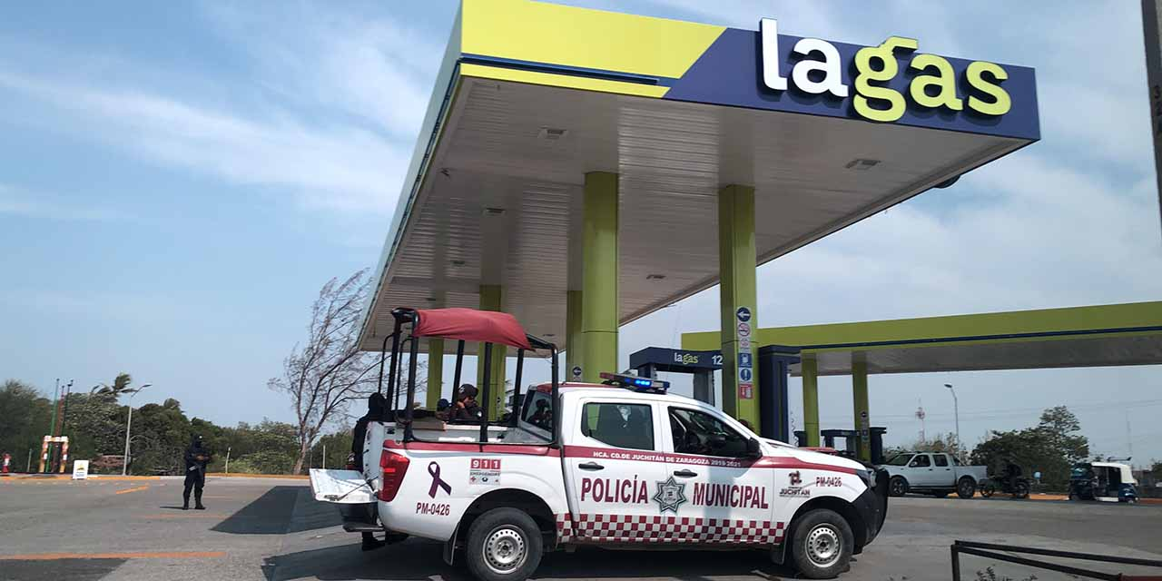 Asaltan una gasolinera en Juchitán   El Imparcial de Oaxaca