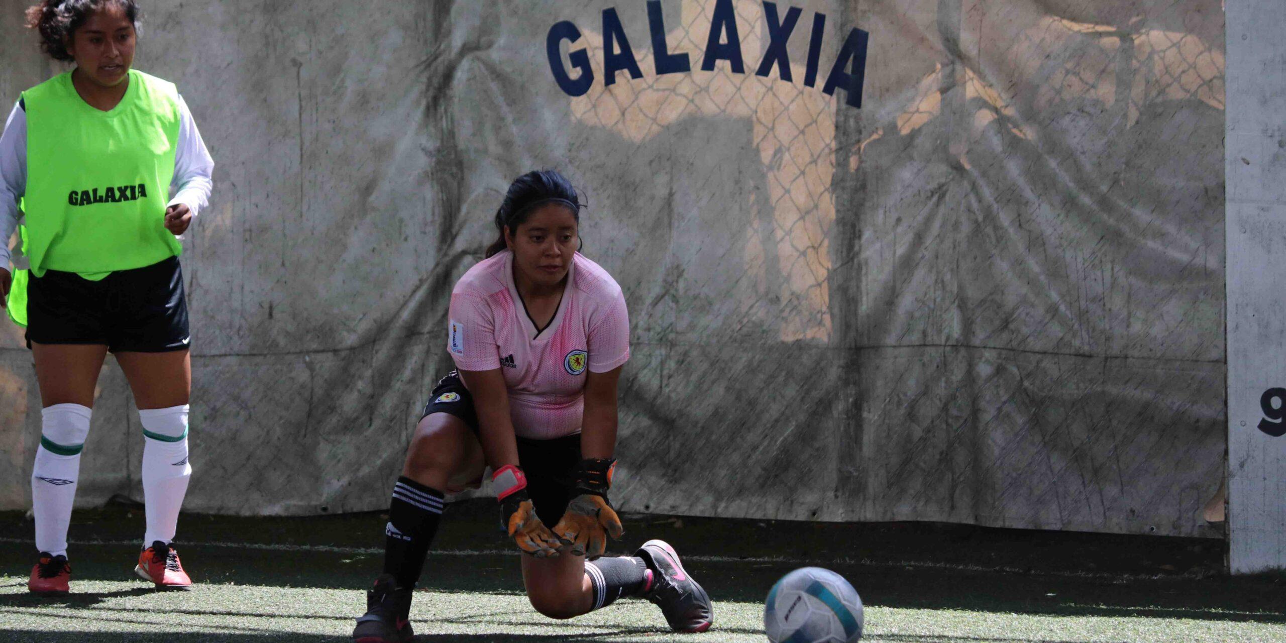 Cerrajería mantiene el dominio de la liga femenil   El Imparcial de Oaxaca