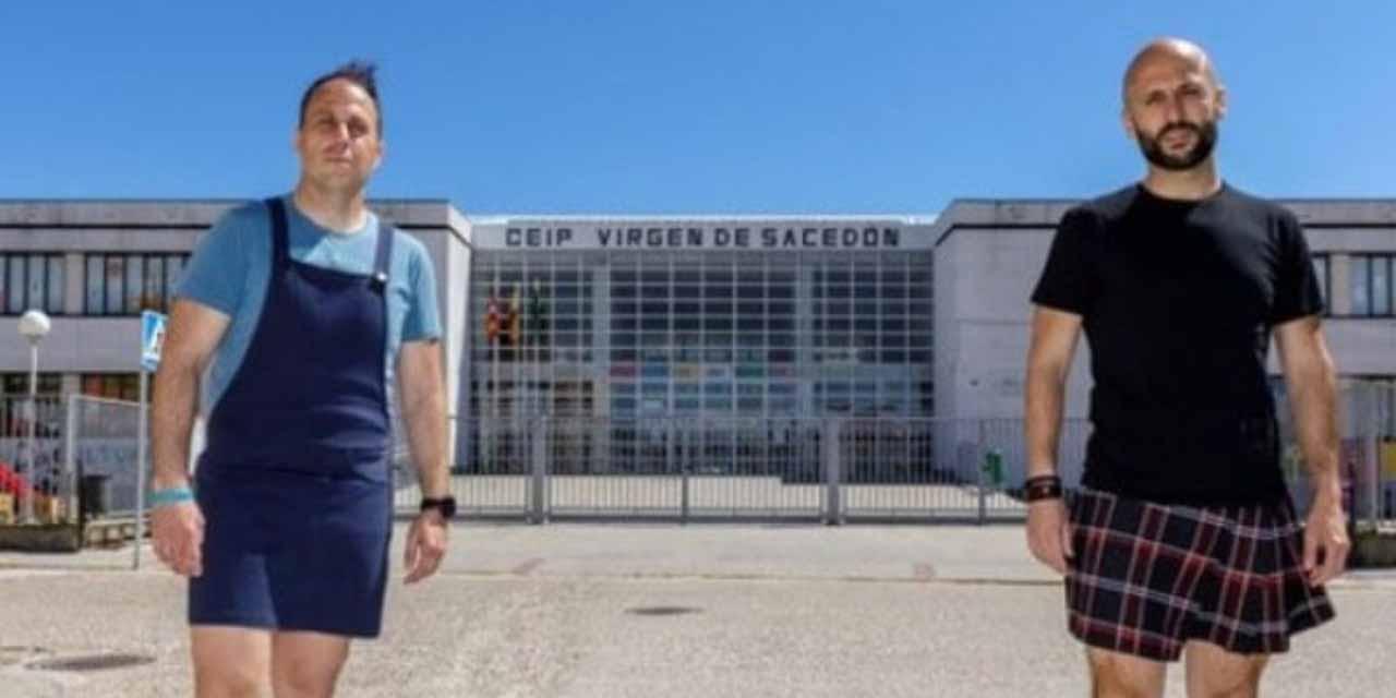 Maestros se visten de falda para combatir la homofobia de alumnos   El Imparcial de Oaxaca