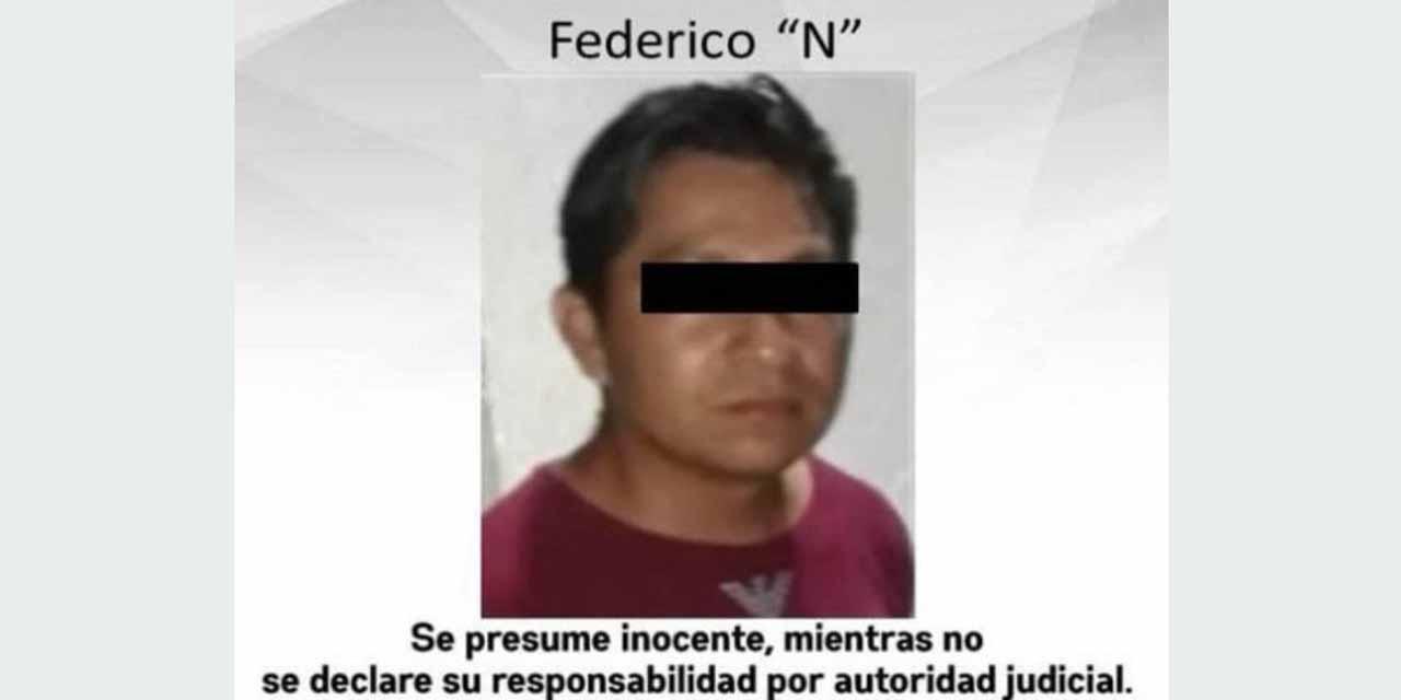 Atrapan a sujeto que golpeó a su esposa en Morelos   El Imparcial de Oaxaca