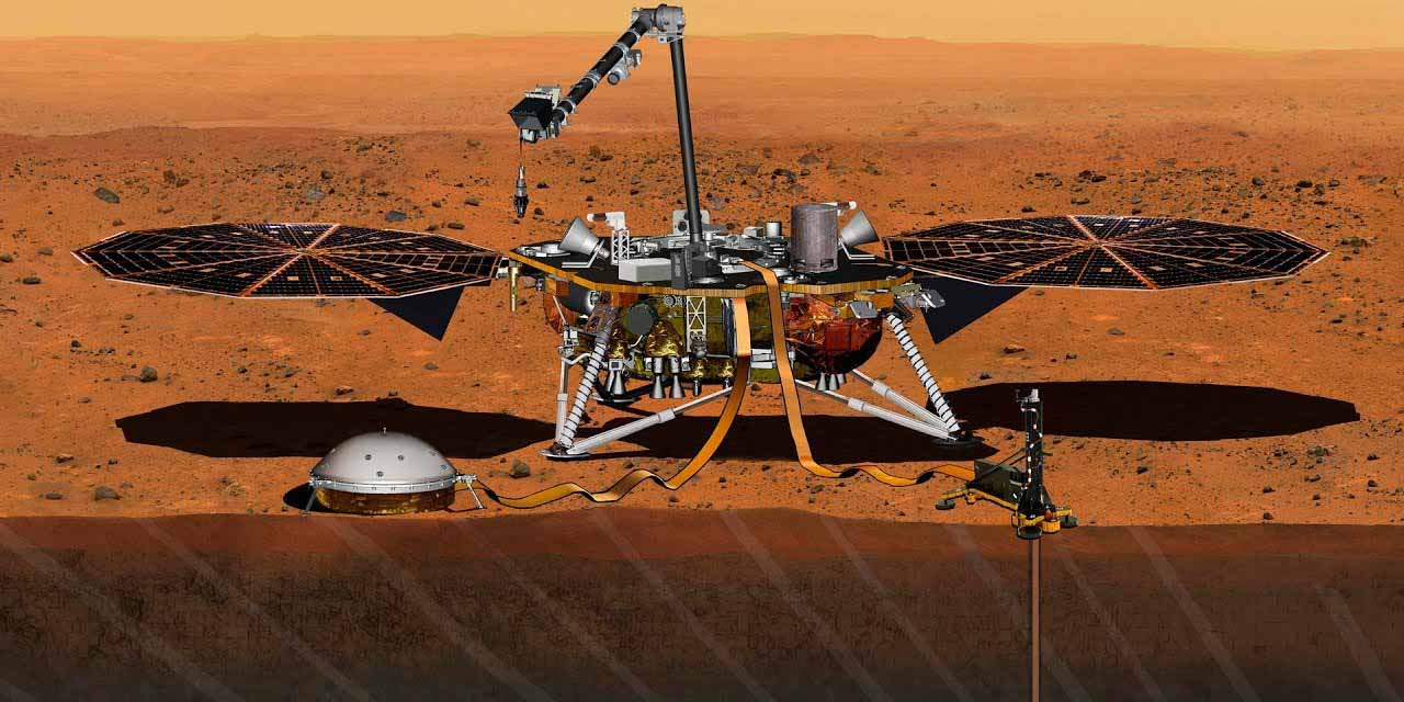 NASA capta sonidos en Marte cuando helicóptero Ingenuity sobrevolaba la superficie | El Imparcial de Oaxaca