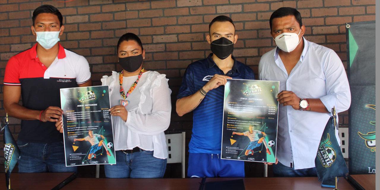 Alistan Liga Juvenil de Antequera en la Costa | El Imparcial de Oaxaca
