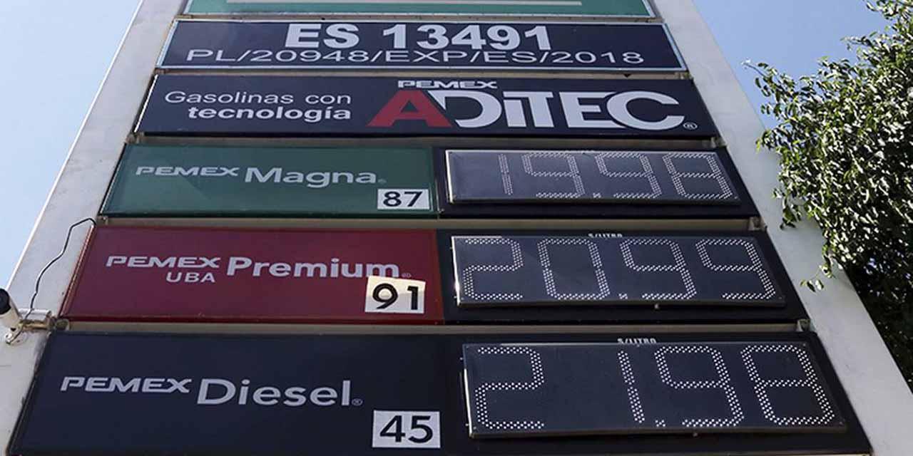 En el primer trimestre del año estímulos a gasolinas han costado 16 mil mdp | El Imparcial de Oaxaca