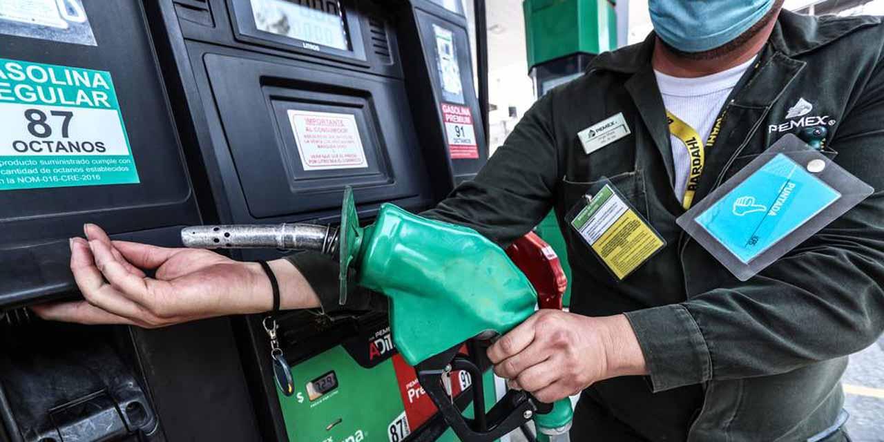 López Obrador dice que en 2023 se dejará de comprar gasolinas al extranjero   El Imparcial de Oaxaca