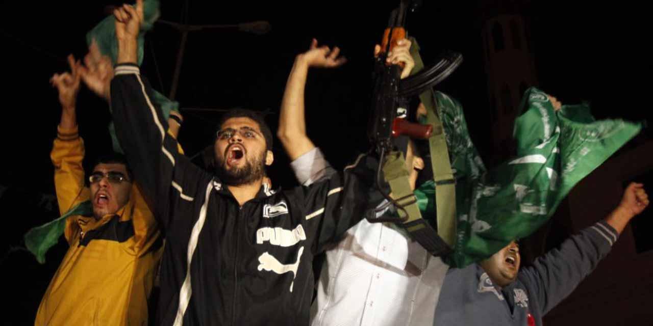 Festejo con disparos tras acuerdo de alto al fuego entre Israel y Hamas   El Imparcial de Oaxaca
