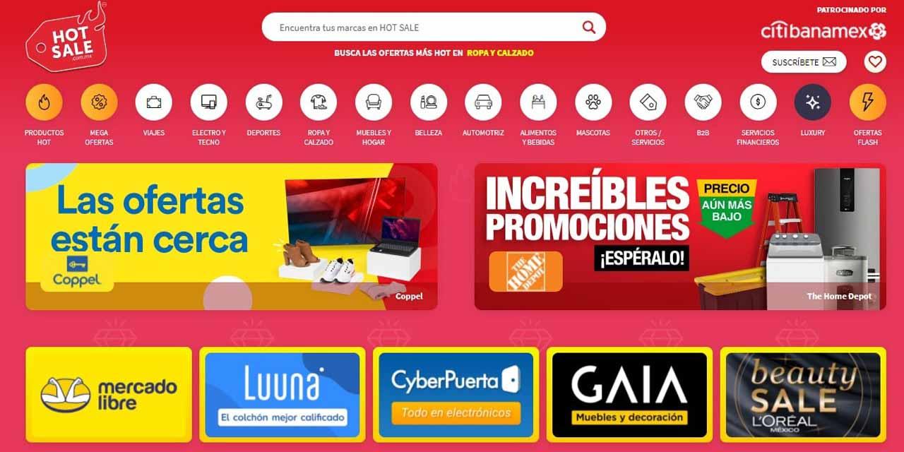 ¡Aquí te decimos como encontrar las mejores ofertas en el Hot Sale! | El Imparcial de Oaxaca