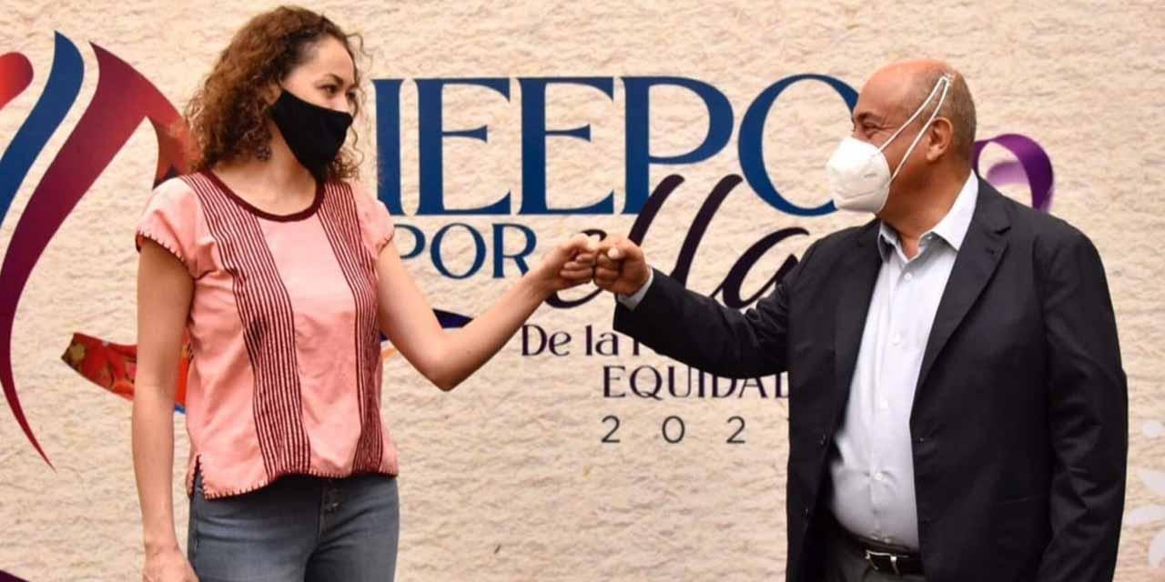 Fortalece IEEPO modelo educativo para la equidad de género   El Imparcial de Oaxaca