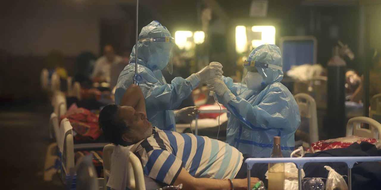 India con promedio 14 mil 600 casos nuevos de covid-19 por hora | El Imparcial de Oaxaca