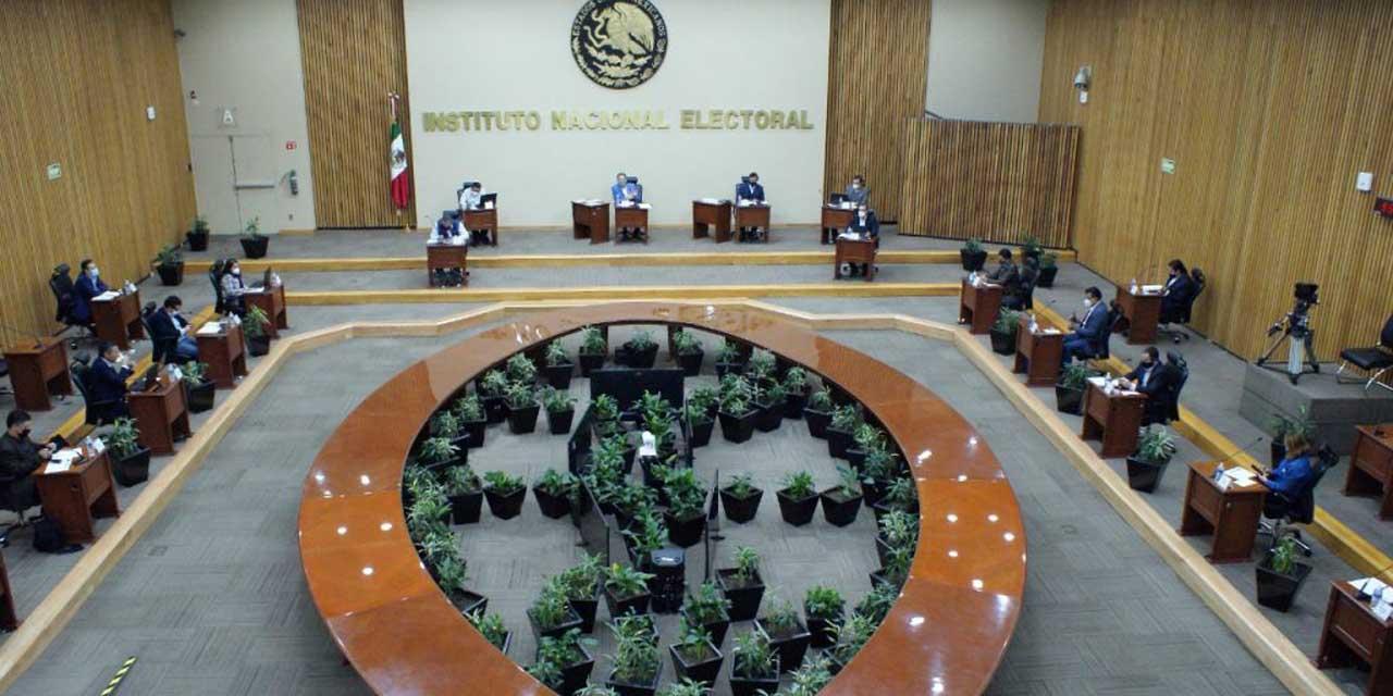 INE da de baja tres candidaturas por violencia política de genero | El Imparcial de Oaxaca
