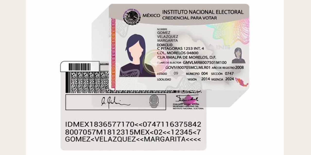 Aquí te decimos si tu INE sigue vigente | El Imparcial de Oaxaca