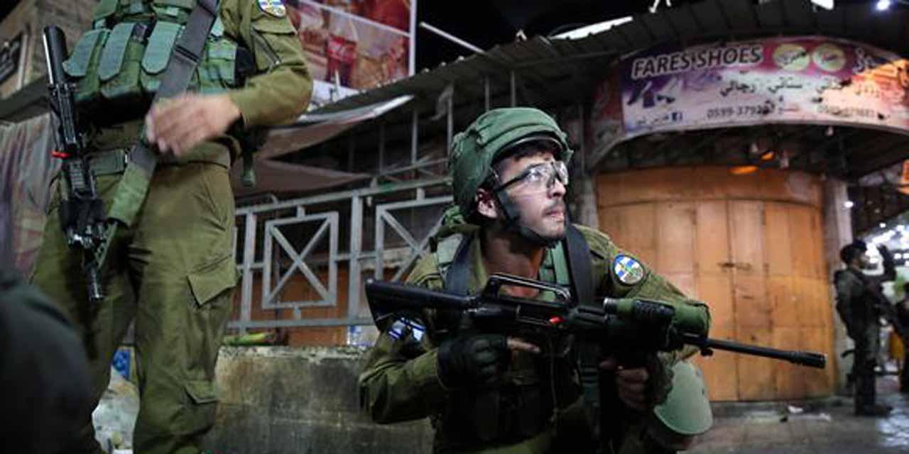 Israel manda soldados a la franja de Gaza y se desata el combate   El Imparcial de Oaxaca