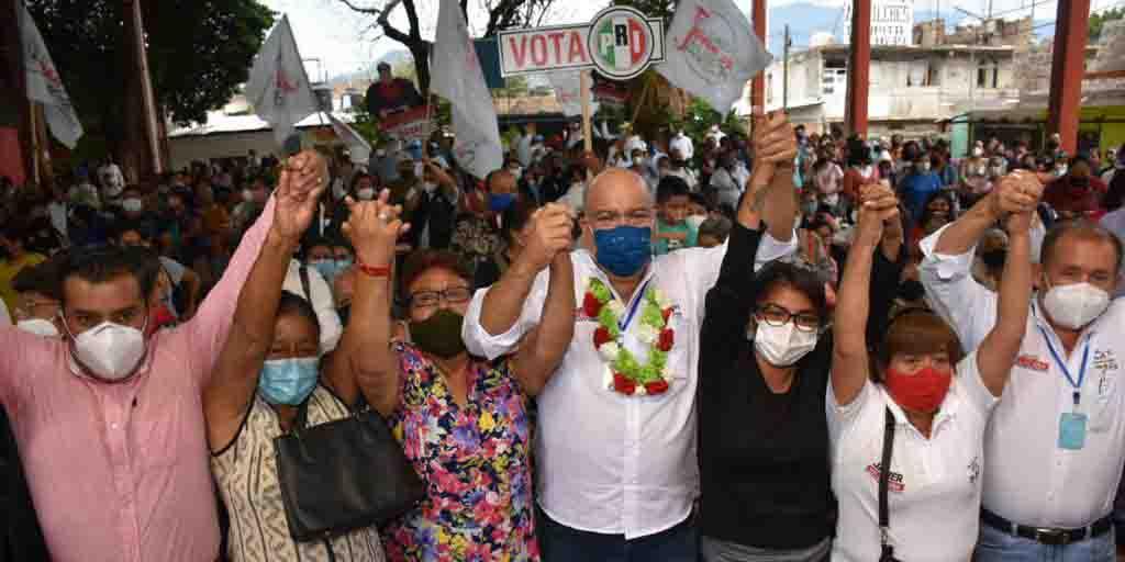 Ofrece Villacaña alcaldía aliada a la ciudadanía | El Imparcial de Oaxaca