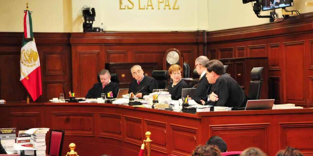 'No somos enemigos ni amigos de nadie'; jueces y magistrados   El Imparcial de Oaxaca