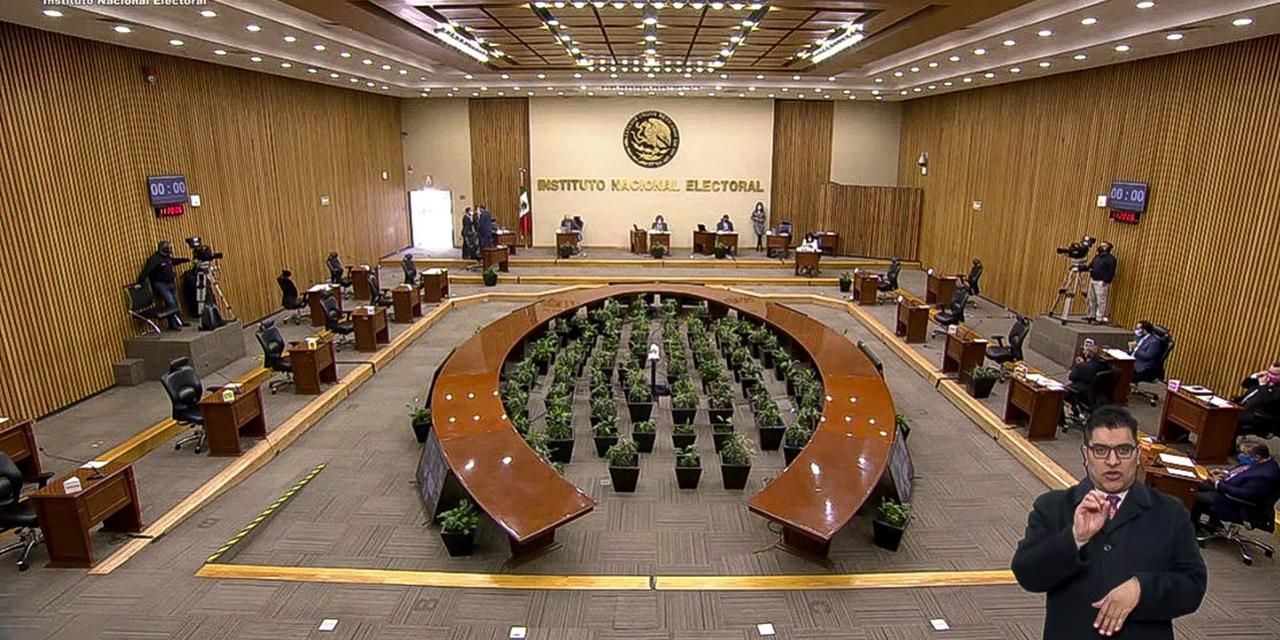 Ubicación de casillas estarán disponibles desde el lunes en página del INE | El Imparcial de Oaxaca