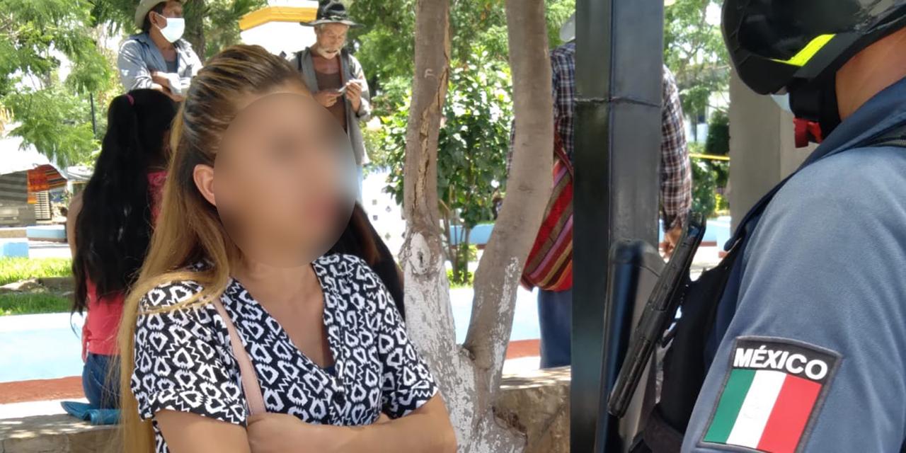 Detienen a mujer con fajo de billetes falsos en Ocotlán de Morelos | El Imparcial de Oaxaca