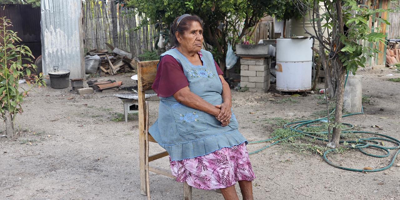 Tía Gloria, paciente espera de una madre de migrantes | El Imparcial de Oaxaca