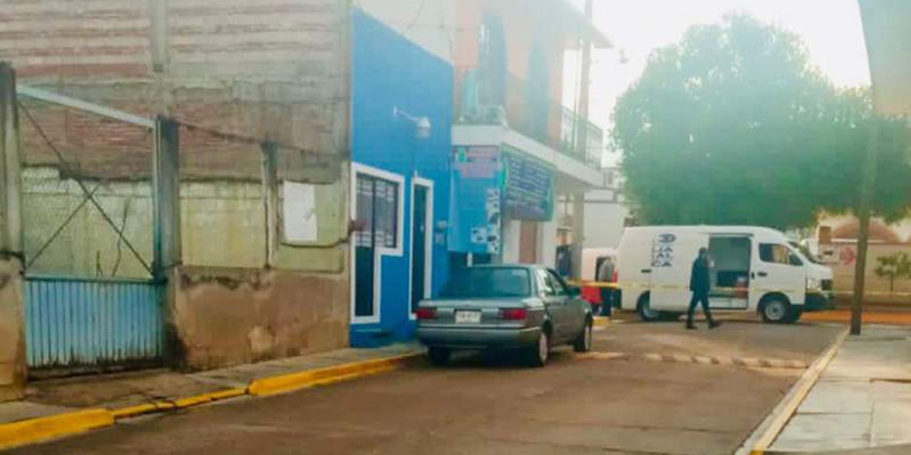 Asesinan a mototaxista en San Agustín de las Juntas   El Imparcial de Oaxaca