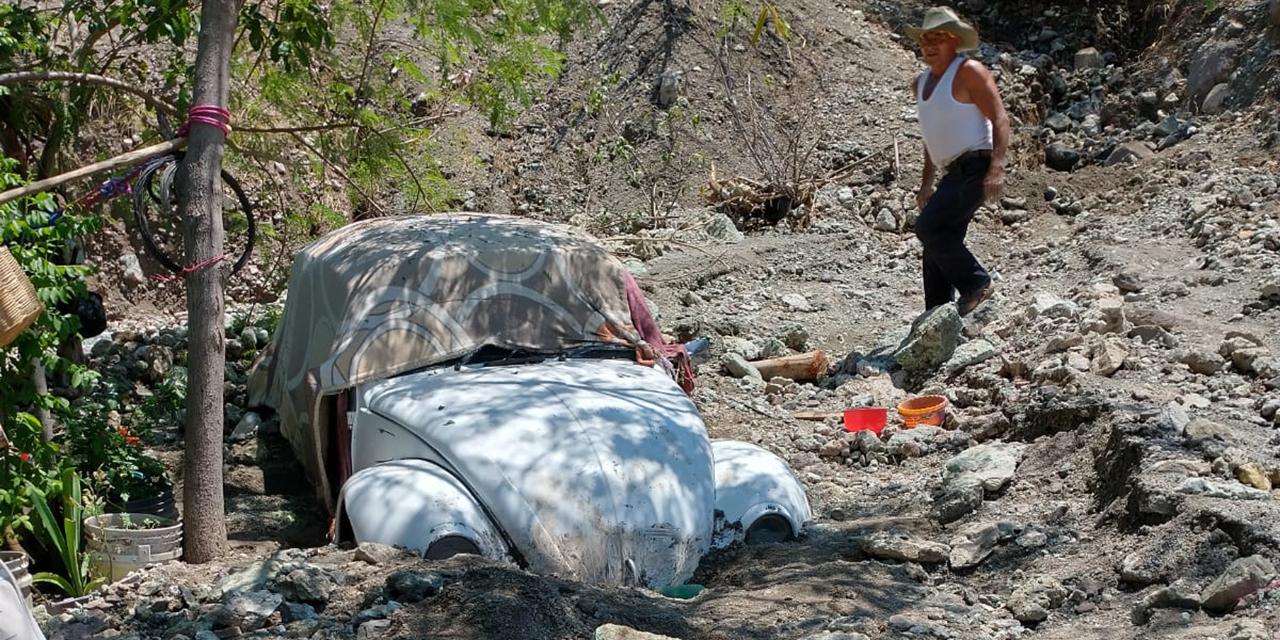 Muerte y destrucción en los Valles Centrales por lluvias | El Imparcial de Oaxaca