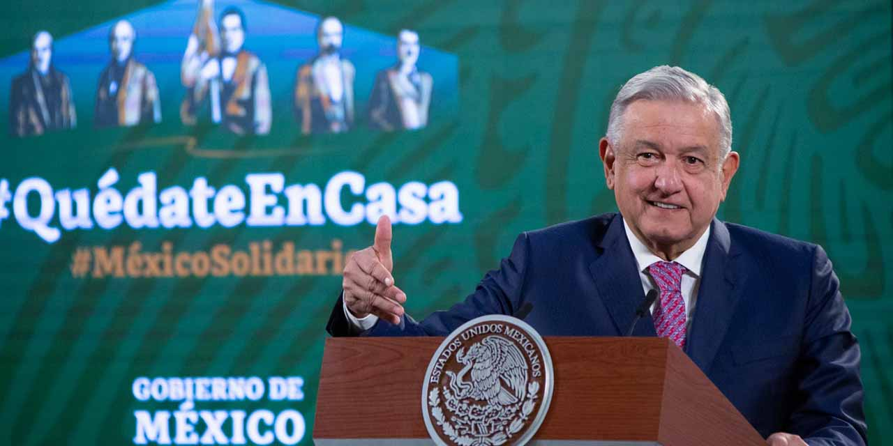 AMLO se compromete a no subir el precio de los combustibles   El Imparcial de Oaxaca