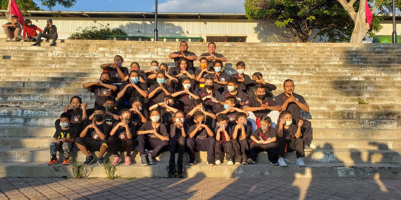 LYK mostró su kung fu en Etla | El Imparcial de Oaxaca