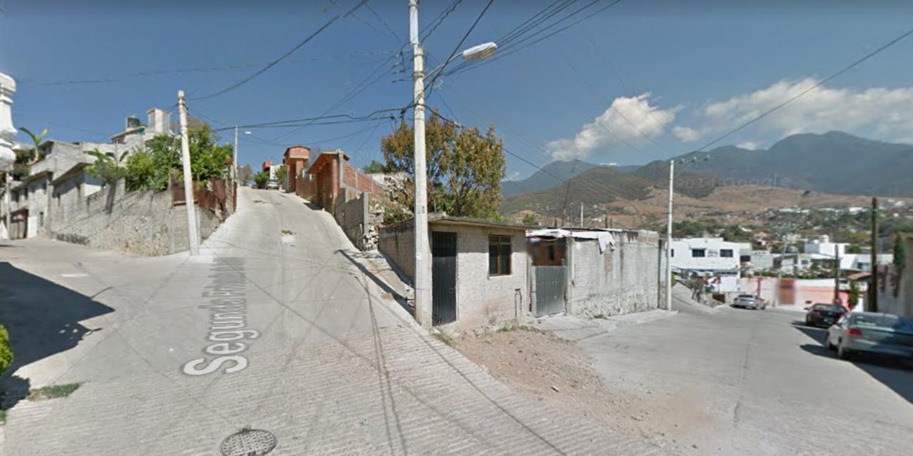 Lo arrolla un 'pipero' en la Colonia Volcanes   El Imparcial de Oaxaca