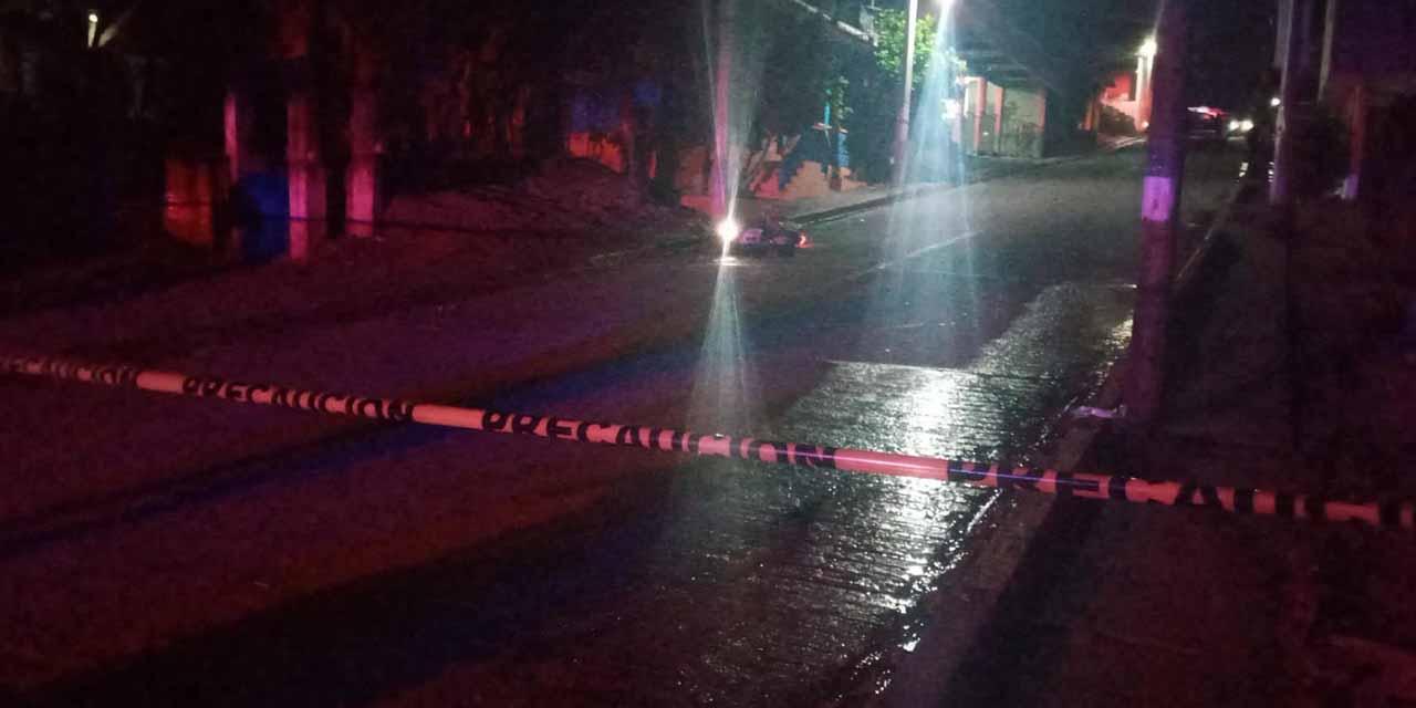 Lo matan a balazos en Pinotepa Nacional   El Imparcial de Oaxaca