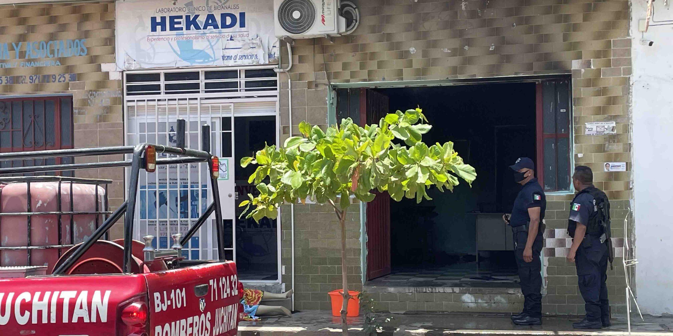 Se quema una sastrería en la segunda sección de Juchitán   El Imparcial de Oaxaca