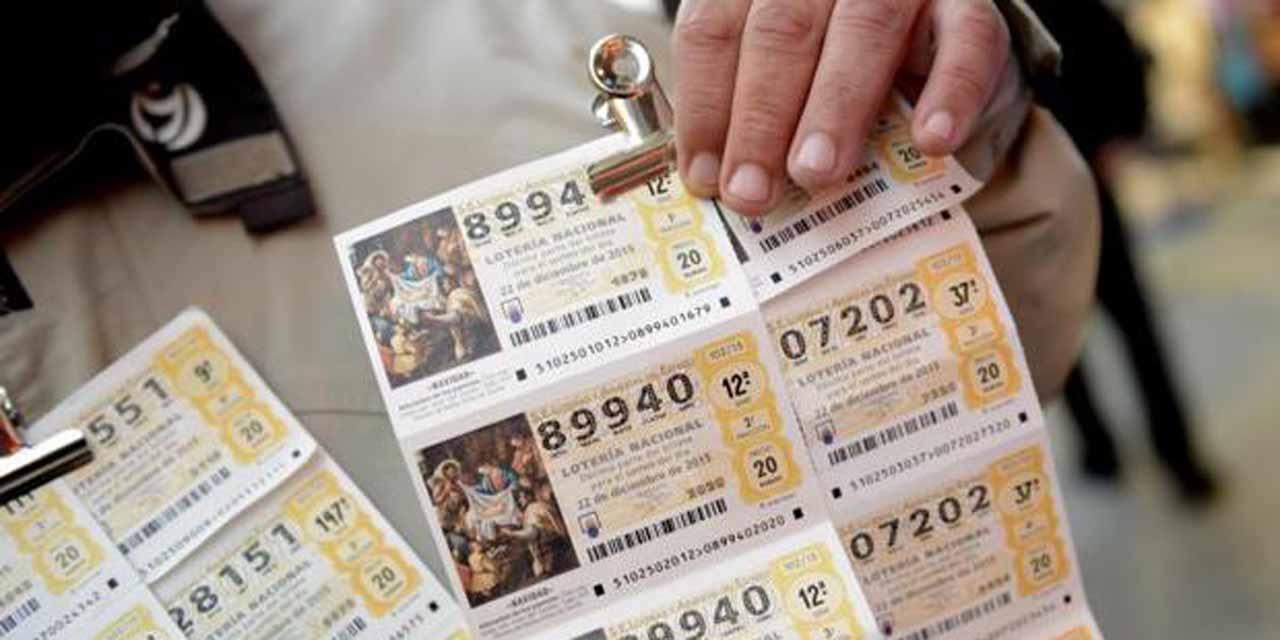 Mujer extravía billete de lotería ganador de 1mdd y alguien se lo devuelven   El Imparcial de Oaxaca