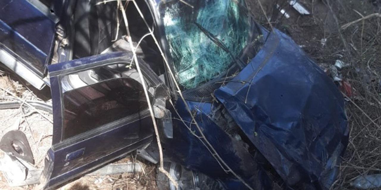Ebrio provoca fuerte accidente en Huajuapan   El Imparcial de Oaxaca