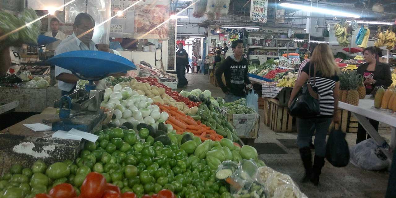 Primer quincena de mayo registra una inflación del 5.8%, su menor nivel desde marzo   El Imparcial de Oaxaca