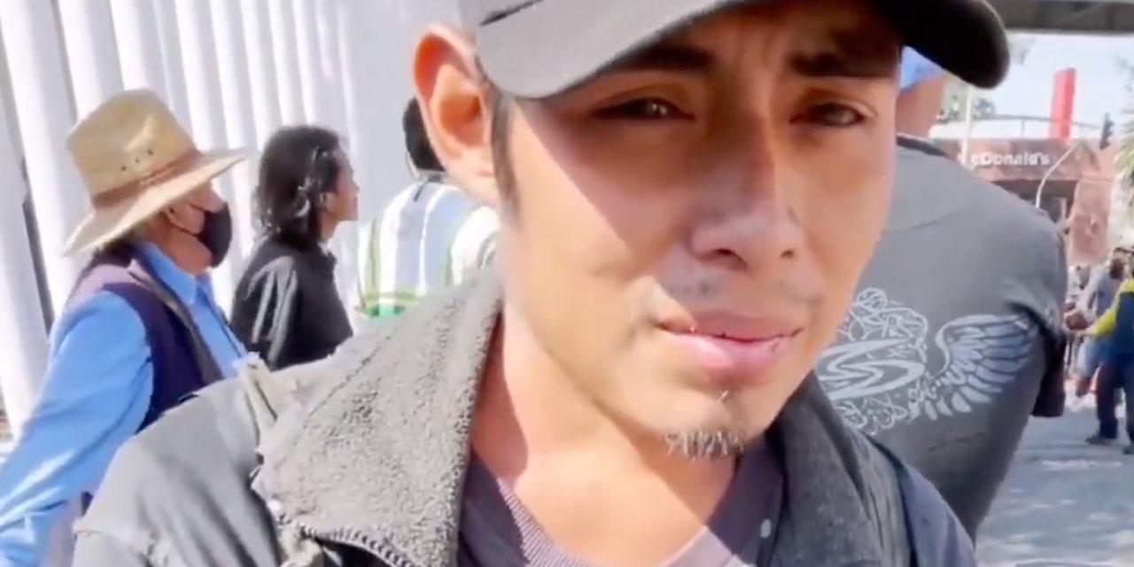 Se viraliza testimonio de Miguel sobre colapso en Línea 12; lo buscan para ayudarlo   El Imparcial de Oaxaca