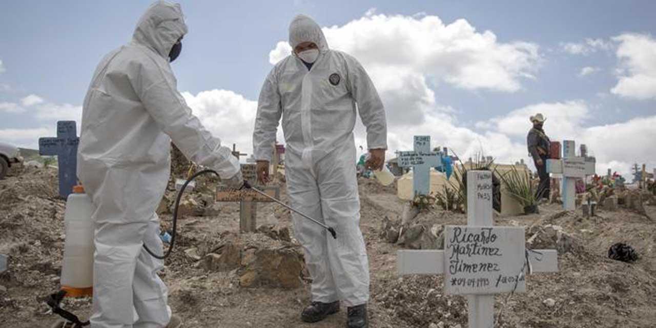 94% de los fallecidos en México por covid-19 eran obreros, amas de casa y jubilados | El Imparcial de Oaxaca