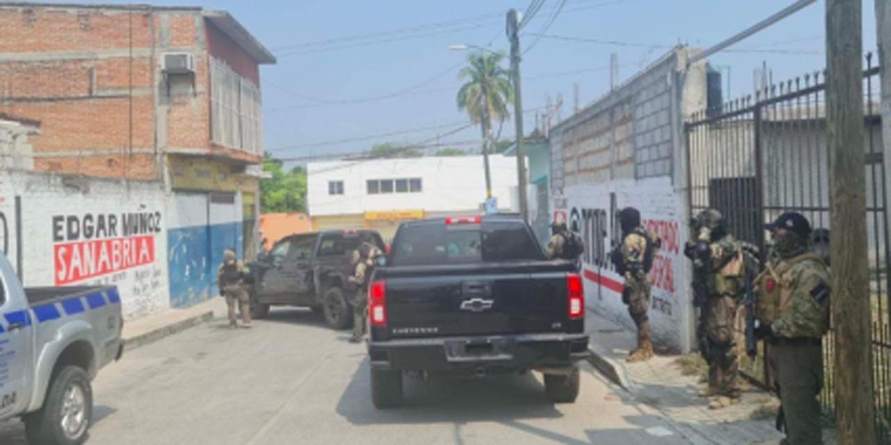 Cinco hombres son arrestados en Morelos por narcomenudeo | El Imparcial de Oaxaca
