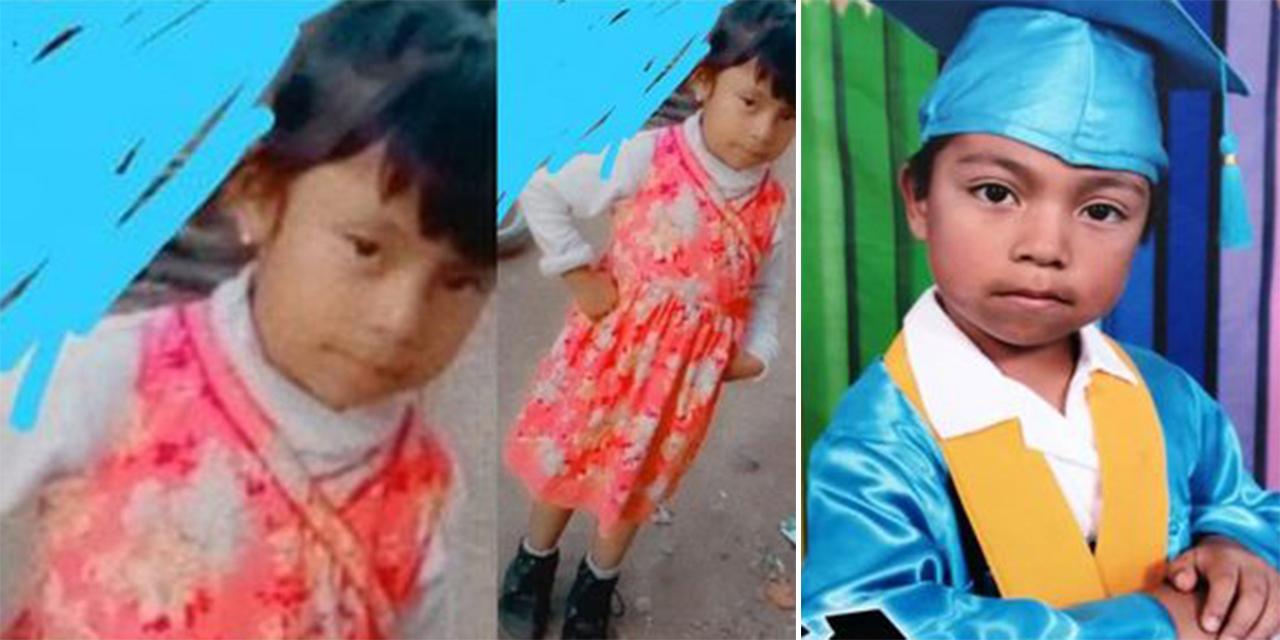 Sigue la búsqueda de dos menores desaparecidos en Oaxaca   El Imparcial de Oaxaca