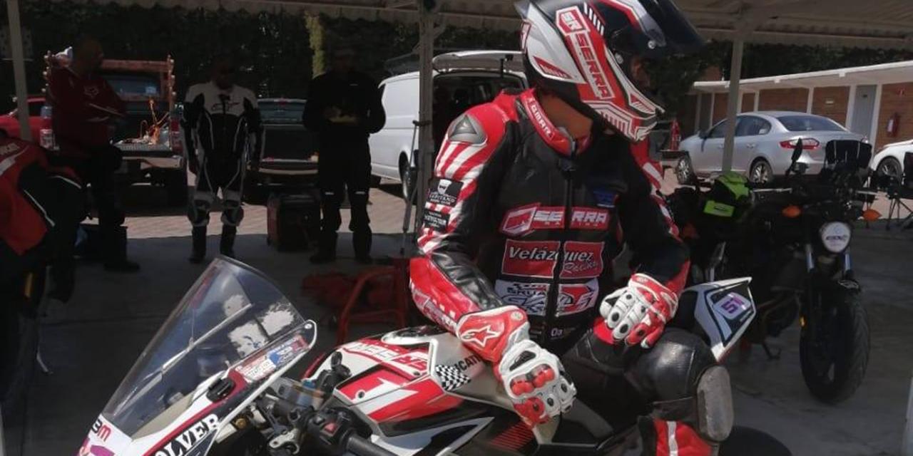 Omar Serra regresa a la pista del autódromo   El Imparcial de Oaxaca