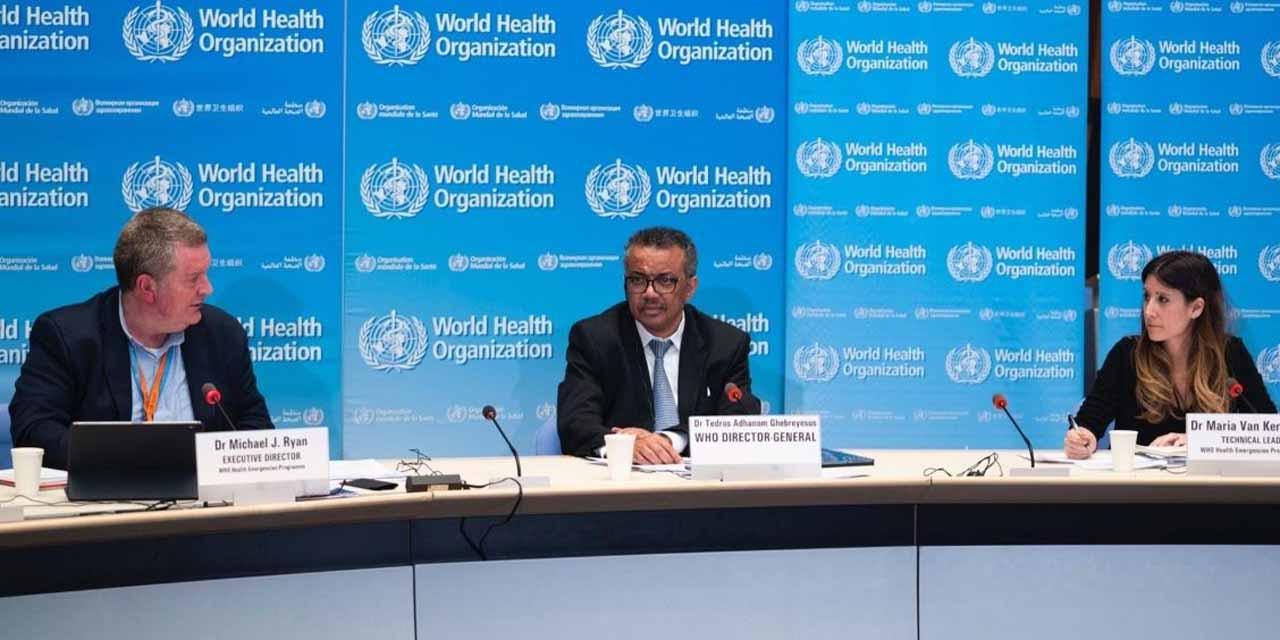OMS llama a concretar tratado mundial contra futuras pandemias | El Imparcial de Oaxaca
