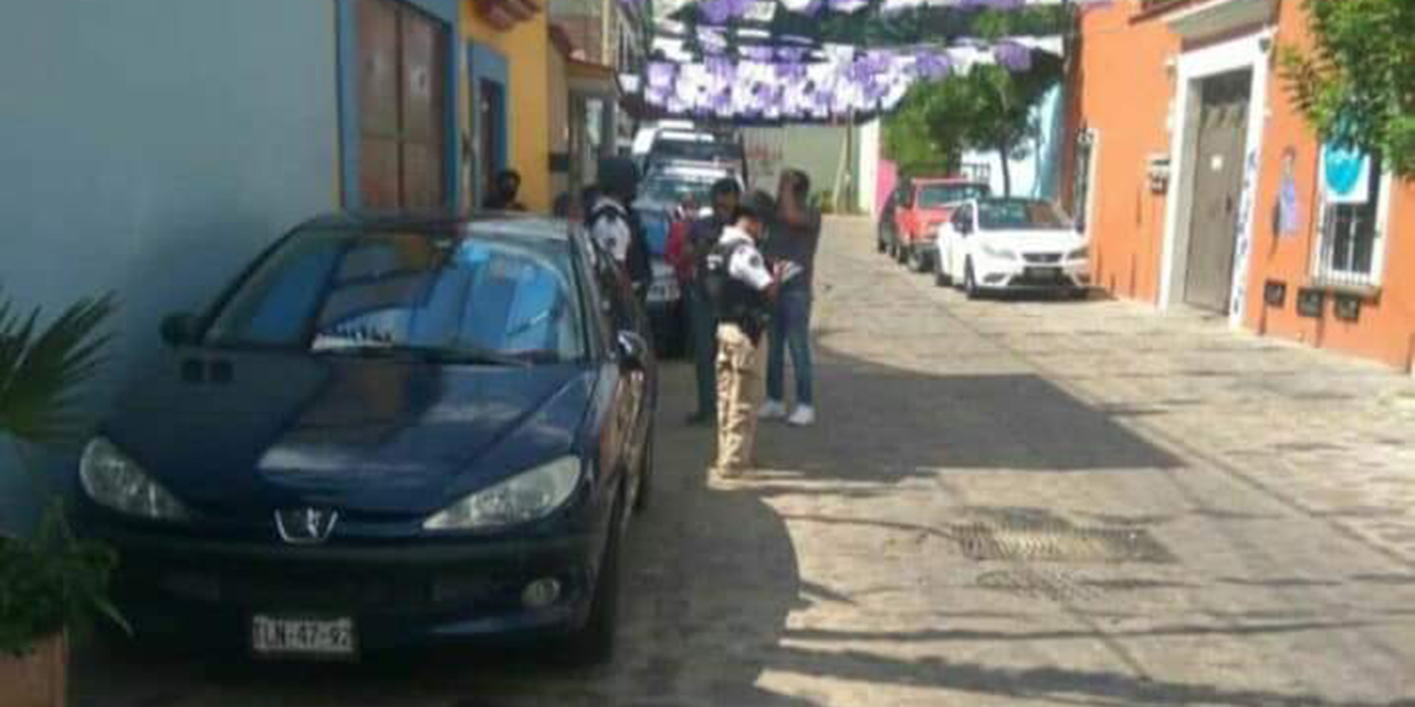 Les  quitan 100 mil pesos en violento asalto en el centro de la ciudad de Oaxaca | El Imparcial de Oaxaca