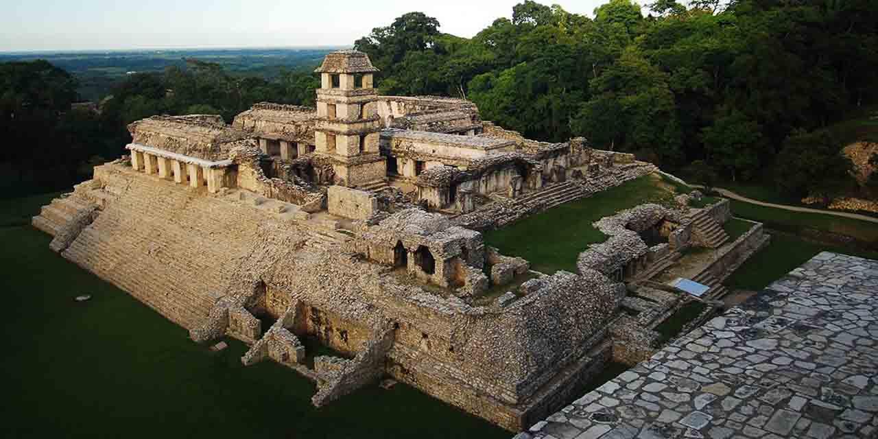 Cierran Zona Arqueológica de Palenque por caso de covid   El Imparcial de Oaxaca