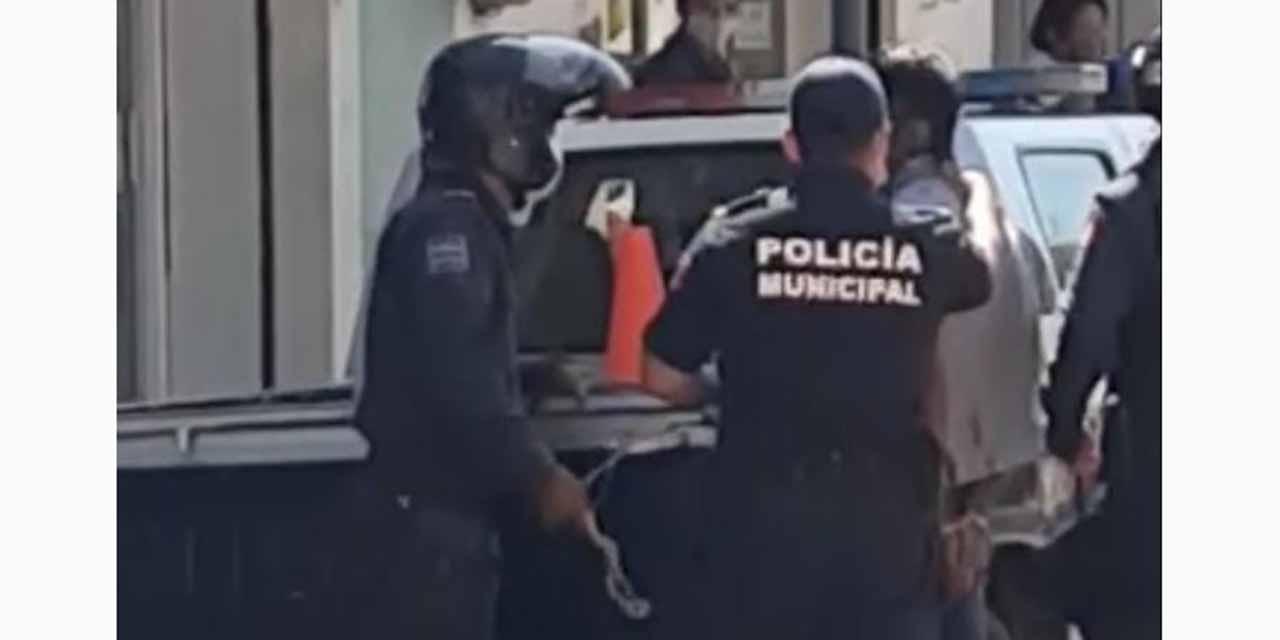 Asaltan joyería Gopar | El Imparcial de Oaxaca