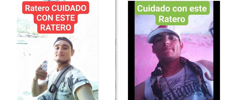 Exhiben a ladrones   El Imparcial de Oaxaca