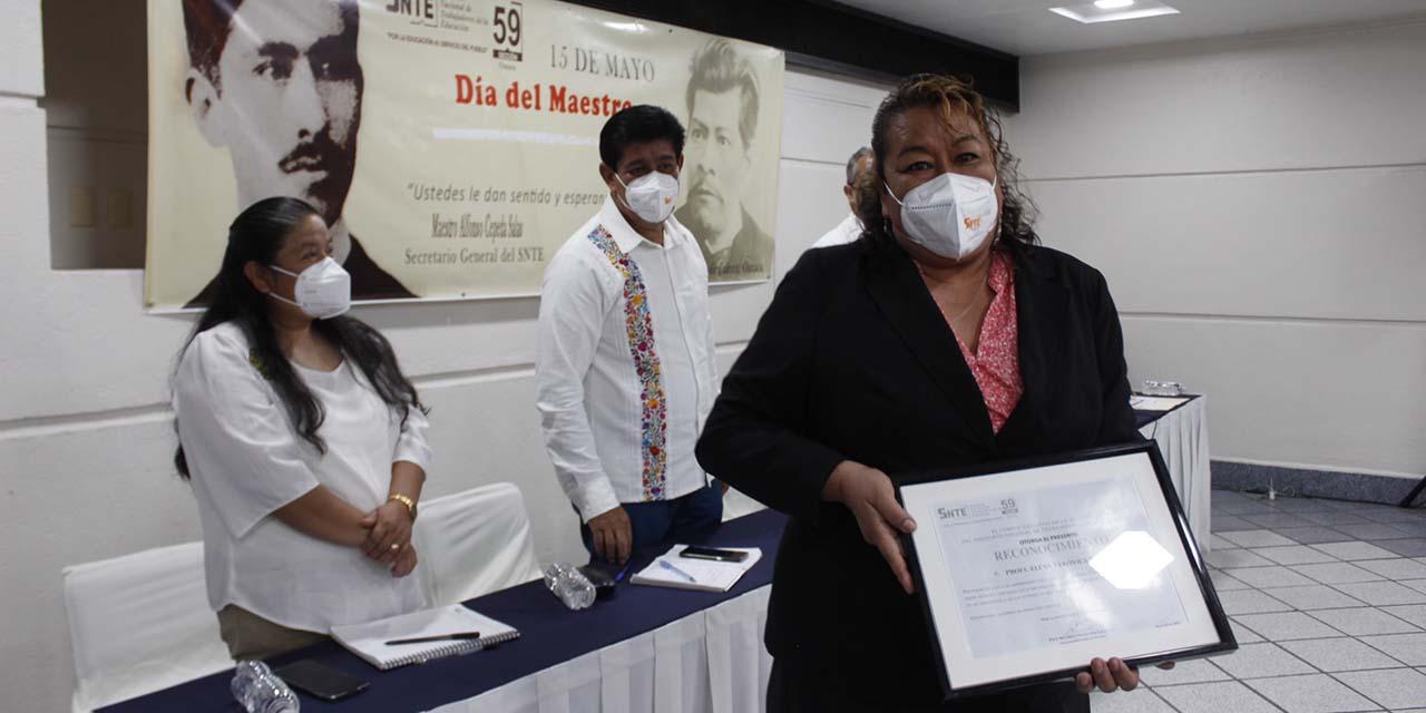 Llama la S-59 a recuperar valor del trabajo docente | El Imparcial de Oaxaca