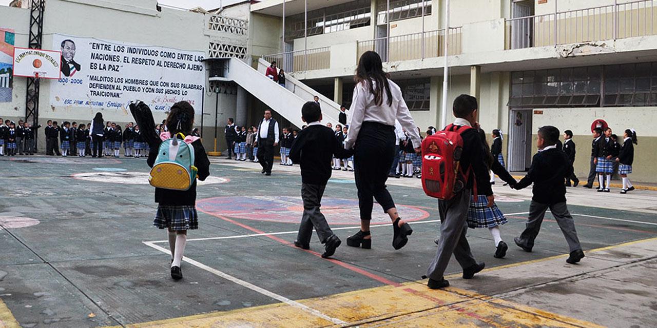 Ante posibles riesgos por contagios, papás ven prematuro el regreso a clases   El Imparcial de Oaxaca