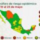 Semáforo verde para 14 estados de la Republica