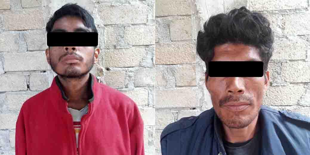 Caen dos presuntos robacarros en Atzompa   El Imparcial de Oaxaca